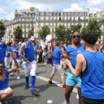 Jacqueline Feldman: Pride in Paris